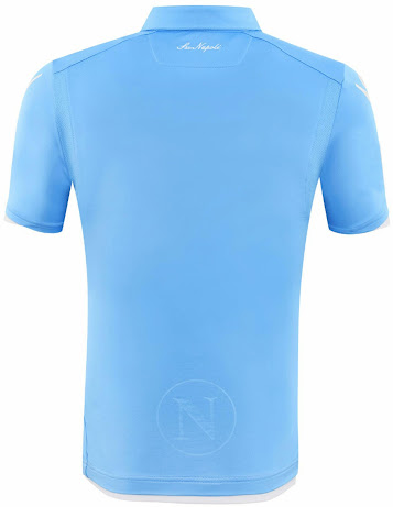 2f054394e This is the new Napoli 2014-2015 Home Jersey.