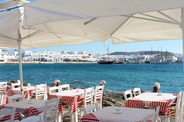 MEDexperience Greek Island Hopping Tour Review Mykonos