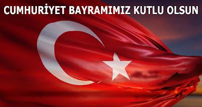 cumhuriyet, bayram, türk bayrağı, ayyıldız, muhteşem bayrak,
