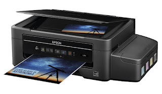 Epson EcoTank L375 Drivers Download