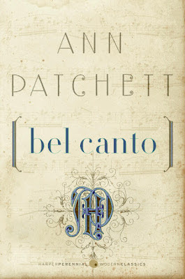 Bel Canto by Ann Patchett - book cover