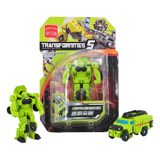 Transformers 5 AX102 Rachet Mini Deformation Robot Vehicle Toys Gifts Kids