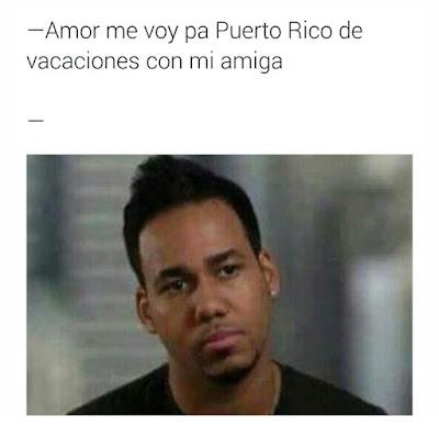 Memes de Humor : Ella y yo (Romeo Santos)