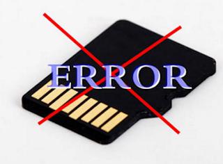 Cara Memperbaiki Memory Error atau Tidak Terbaca