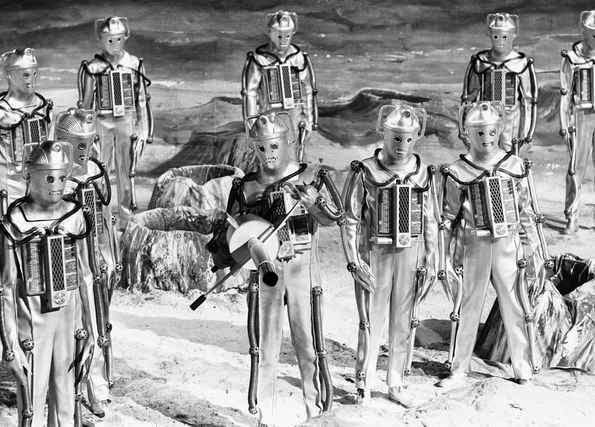 classic cybermen - photo #24