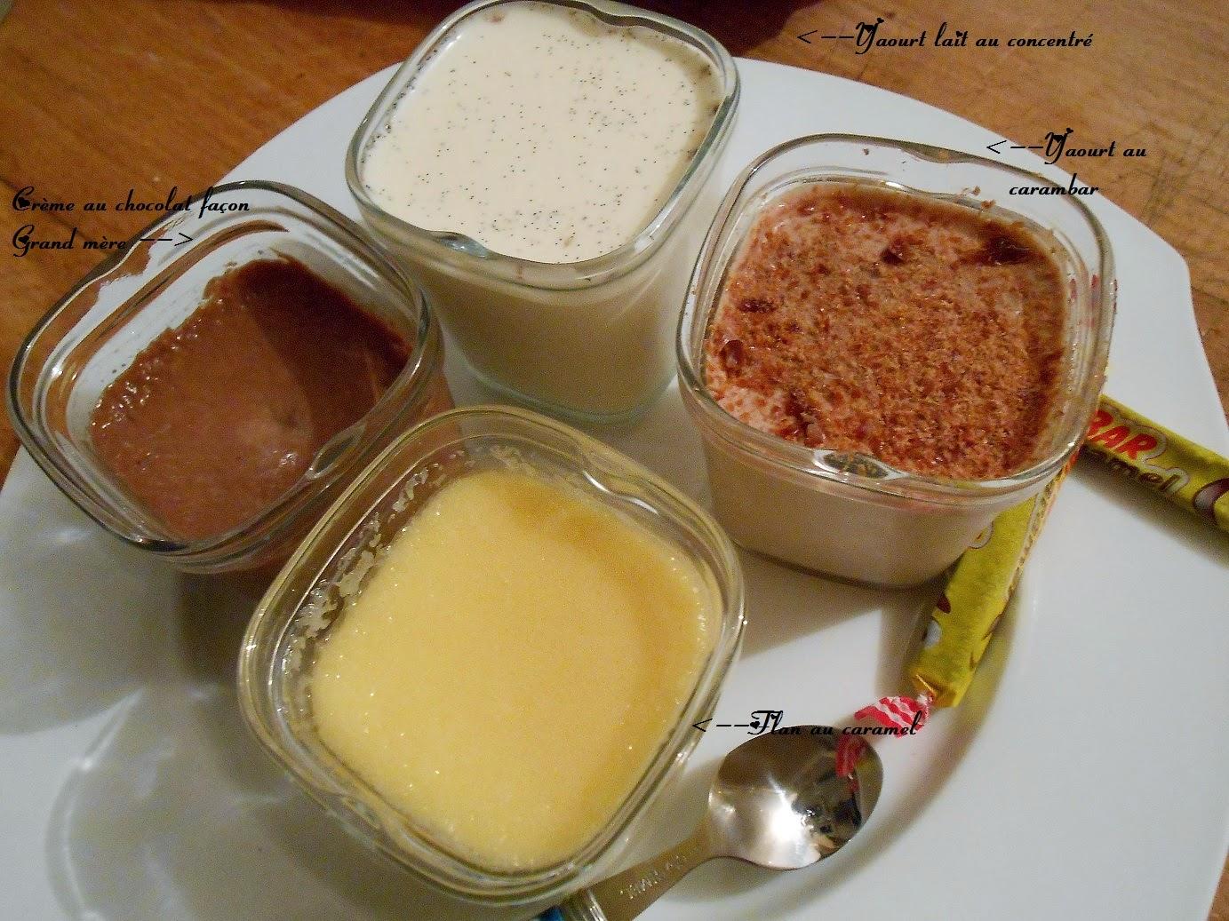 pomme cannelle cr me dessert yaourt fromage blanc maison avec la multi d lices de seb. Black Bedroom Furniture Sets. Home Design Ideas
