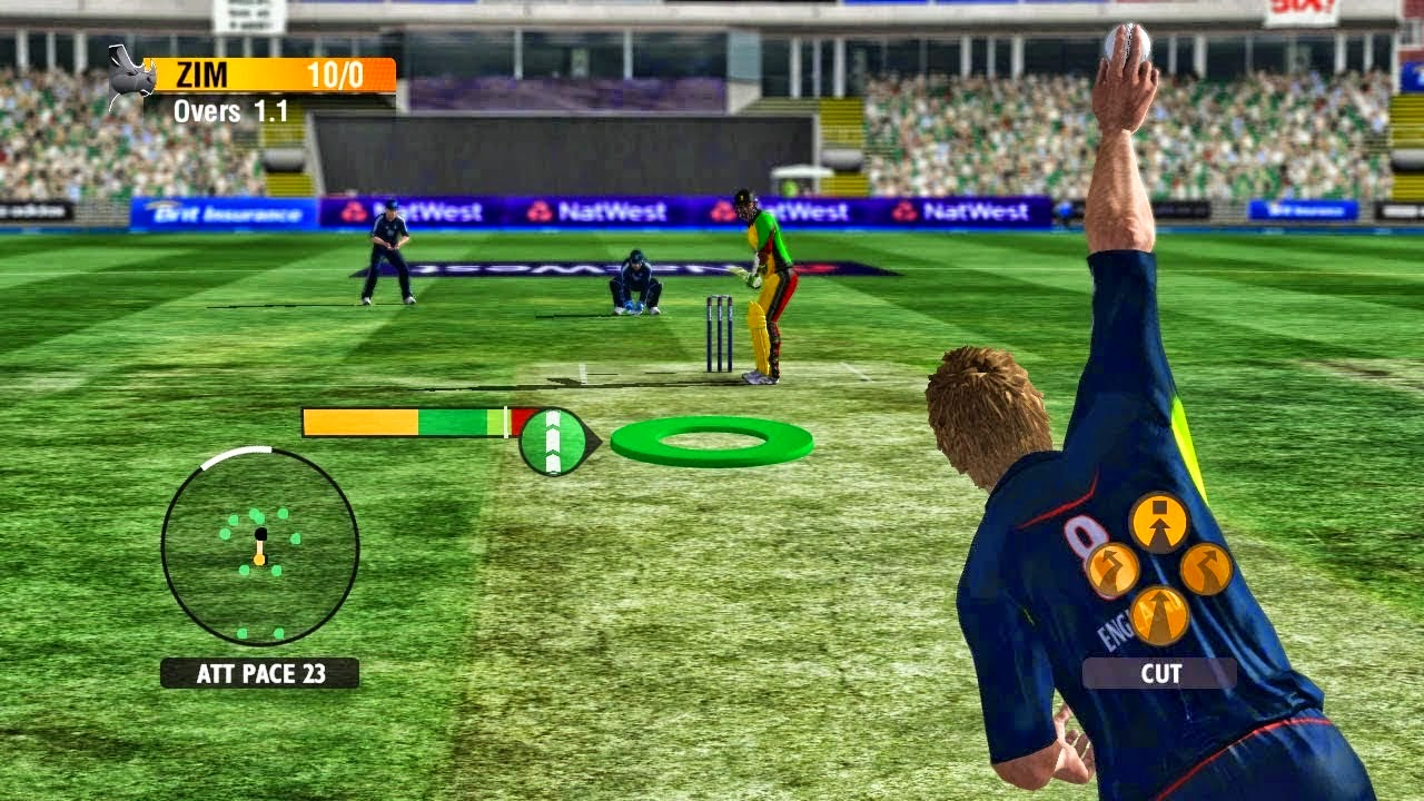 Cricket World Cup 15 PC Game Free Download