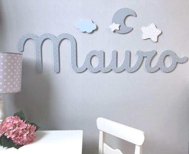 nombres bonitos para bebés y niños decoración infantil