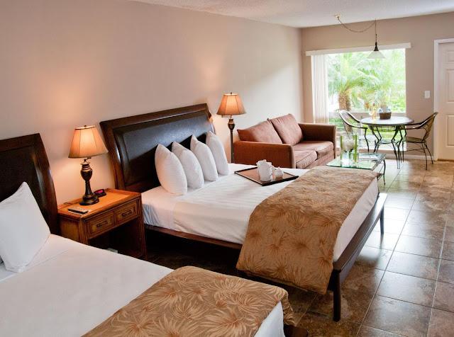 Quarto do Hotel Ocean Lodge em Boca Raton