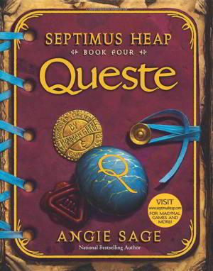 Septimus Heap Queste PDF Buku 4 Karya Angie Sage