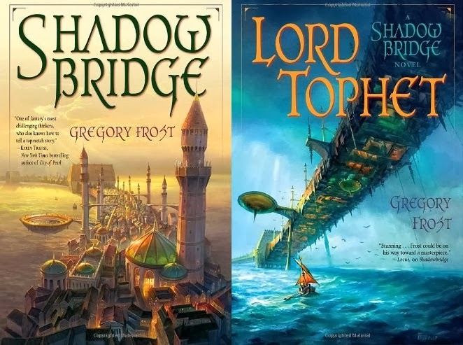 http://www.sfsignal.com/archives/2014/01/the-completist-shadowbridge-by-gregory-frost/