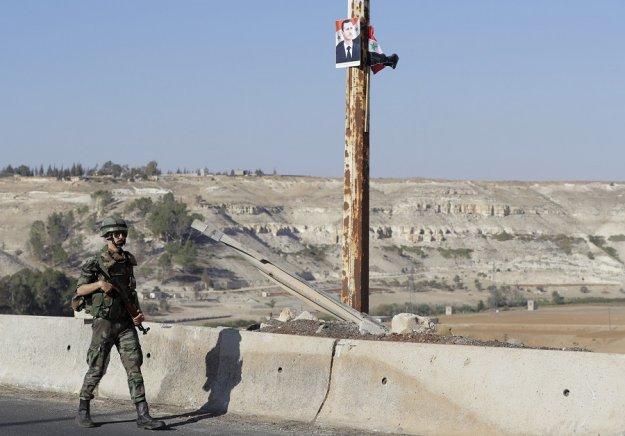 Ρωσία και συριακός στρατός εντείνουν τις επιθέσεις τους εναντίον των ανταρτών