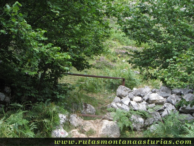Ruta Caín Terenosa: Portilla