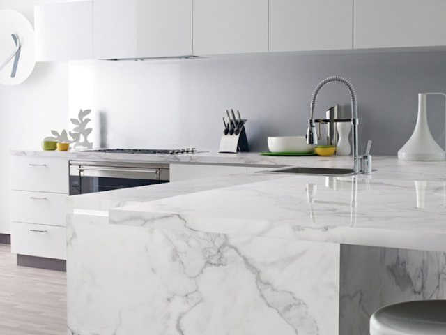 A luxe-for-less approach does not allow your marble benchtop dreams to be realised.