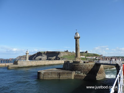 Whitby Harbour Mouth