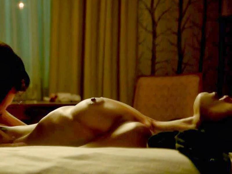 Thandie newton sex scene