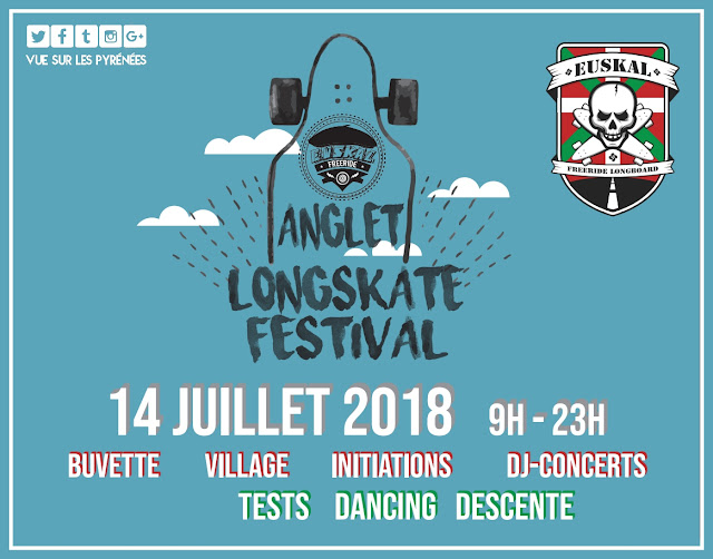 Anglet Longskate Festival 2018