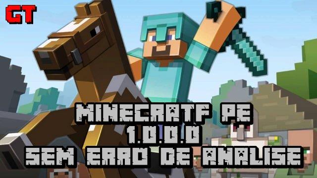 Minecraft Pocket Edition 1.0.0.0 - Apk / MPCE 1.0.0.0 - Apk