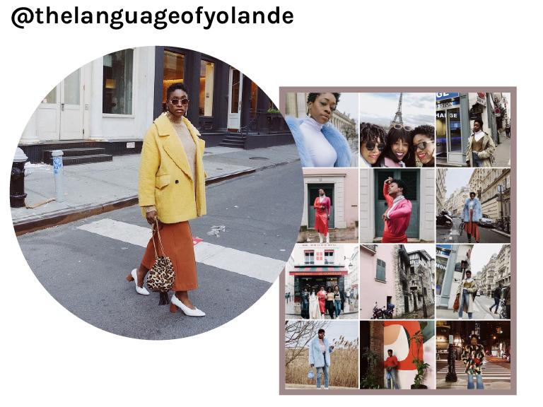 The Language of Yolande