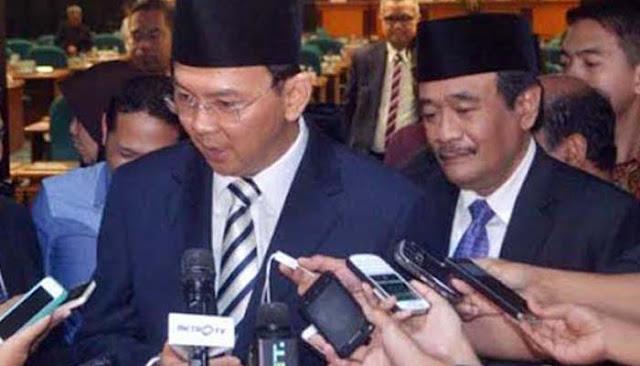 Kalo PDI-P Bergabung, Nasdem: Apapun yang Terjadi Ahok Cagubnya!
