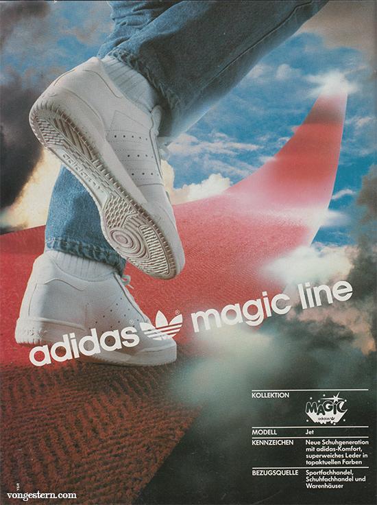 Werbung Adidas