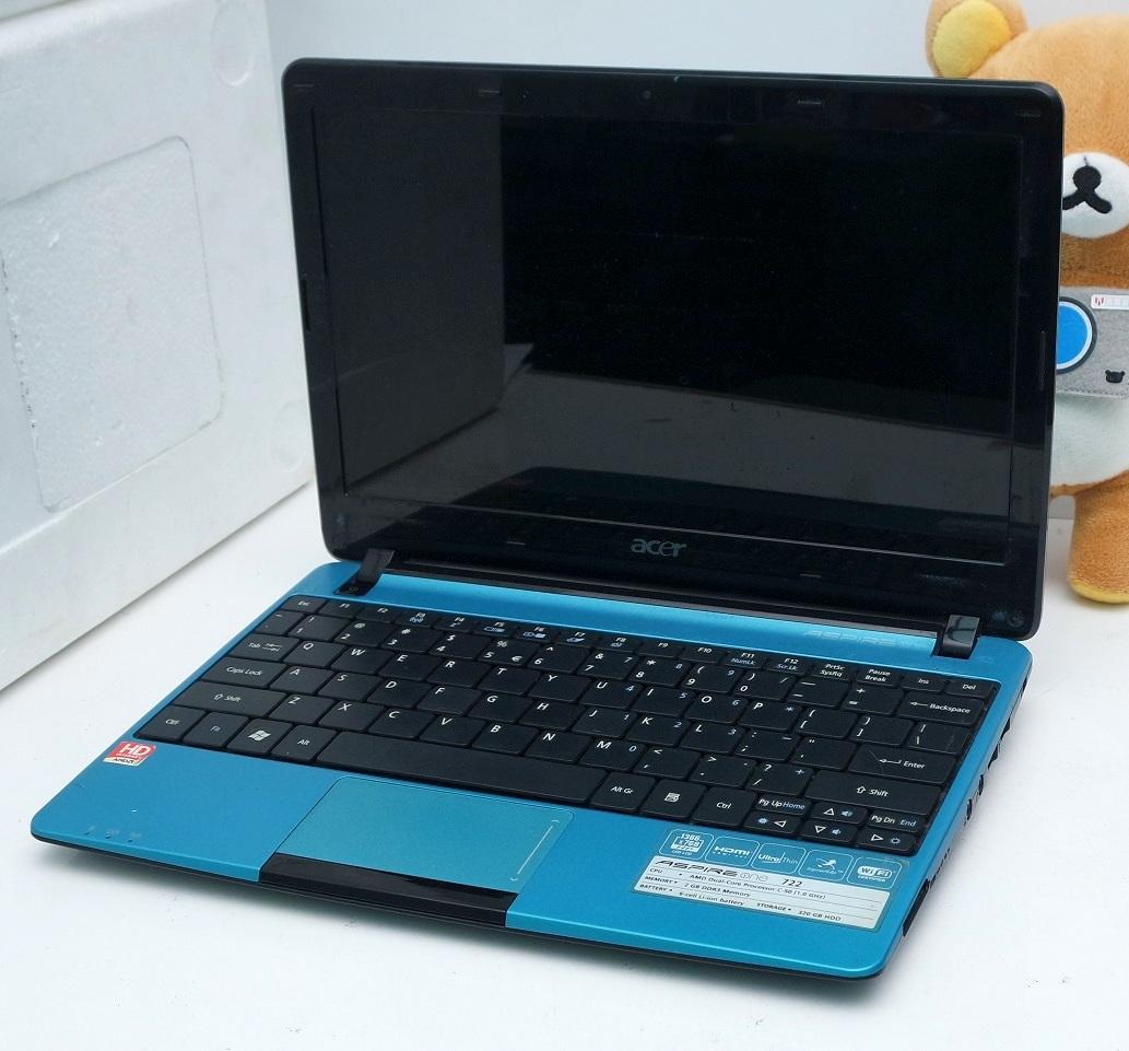 2nd Netbook Acer AO722