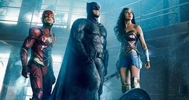 Justice League podría tener ya su eslogan oficial