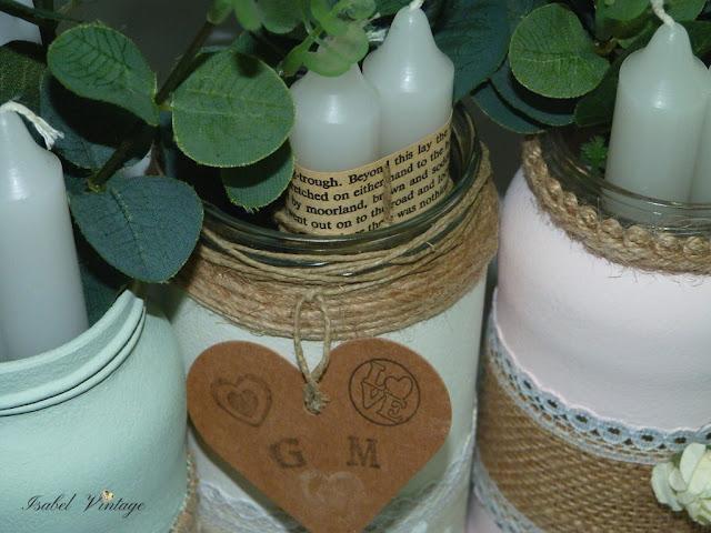 centros-mesa-frascos-reciclados