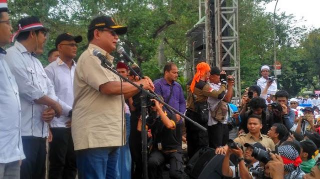 FPI Minta Dilatih Prabowo, Supaya Bisa Perang di Myanmar
