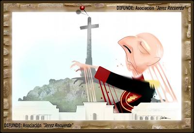 """La forma en que se produjo en España el pacto de la """"transición"""" contribuyó a que se hiciera el silencio sobre la historia del franquismo, puesto que no se podían airear las responsabilidades de los mismos con quienes se pactaba, ni depurar las culpas de miembros de la jerarquía militar o judicial que seguían desempeñando sus cargos."""