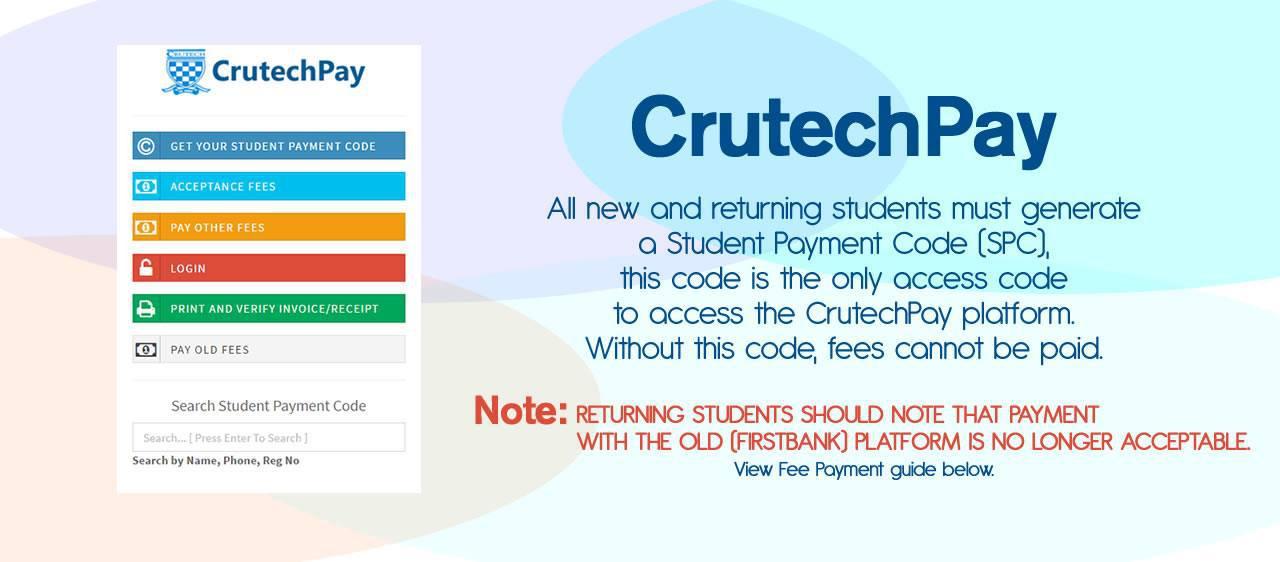 CRUTECHPay Payment Platform