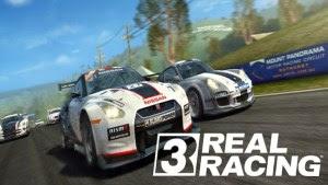Free Dowbload Real Racing 3 MEGA MOD APK 4.1.6 Terbaru