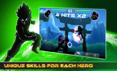 Shadow Battle Mod Apk v1.7.0 Unlimited Money terbaru