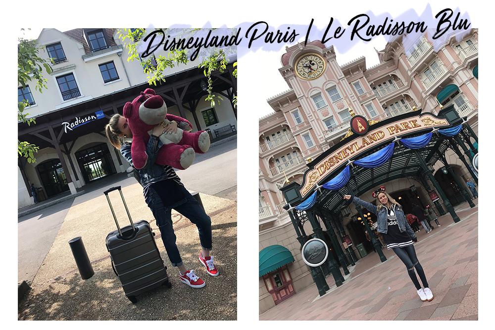 Aller à Disneyland Paris [Mais ou dormir ?] -> Le Radisson Blu!