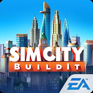 تحميل لعبه سيم سيتى لبناء المدن للاندرويد مجانا Download  SimCity BuildIt free