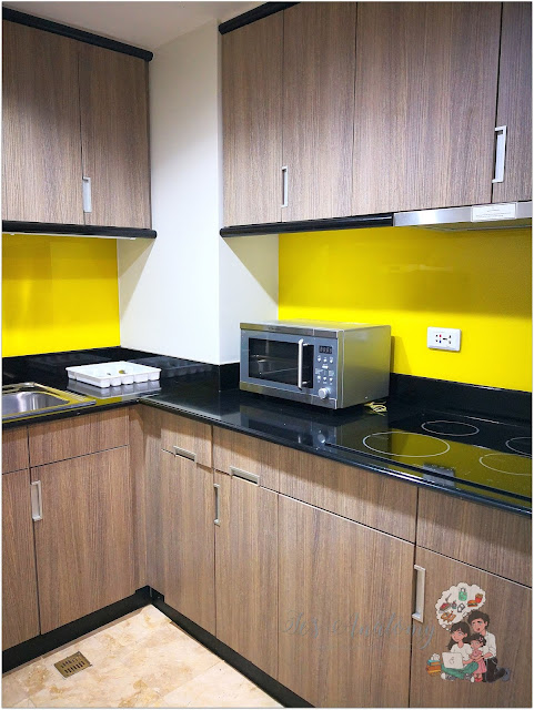 Somerset Millenium Makati Kitchen Appliances