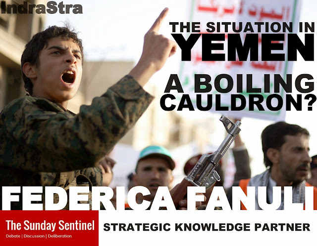OPINION | The Situation in Yemen: A Boiling Cauldron? by Federica Fanuli