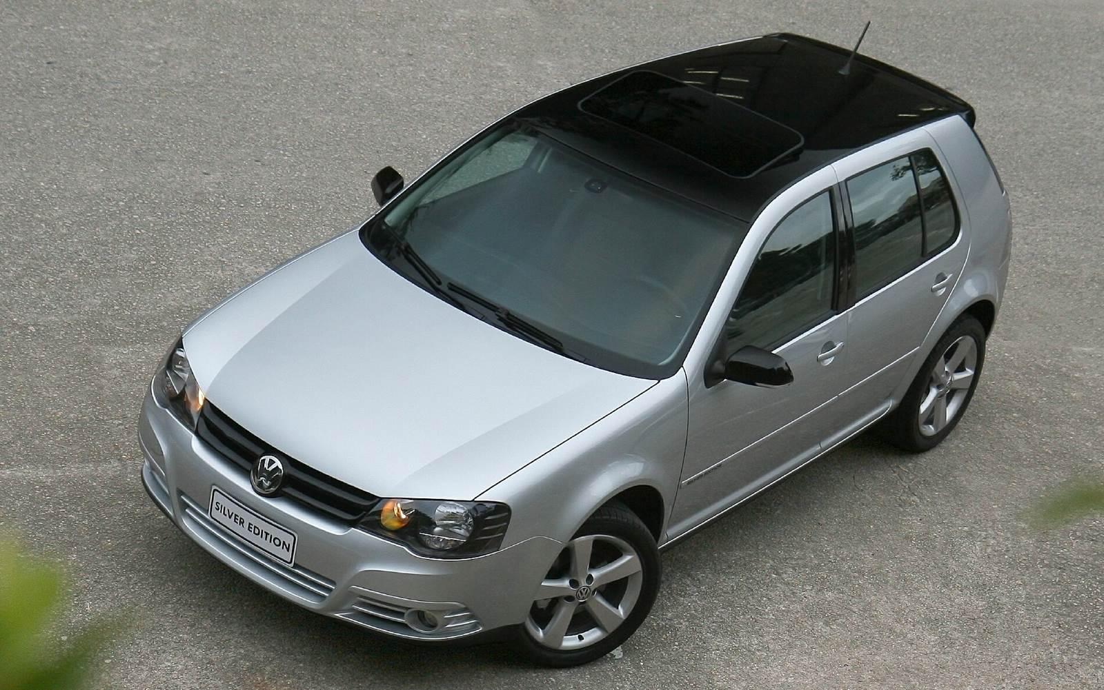 VW Golf 2010 Silver Edition
