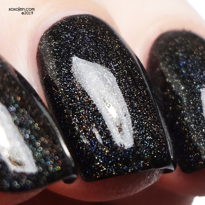 xoxoJen's swatch of Rogue Lacquer Binx