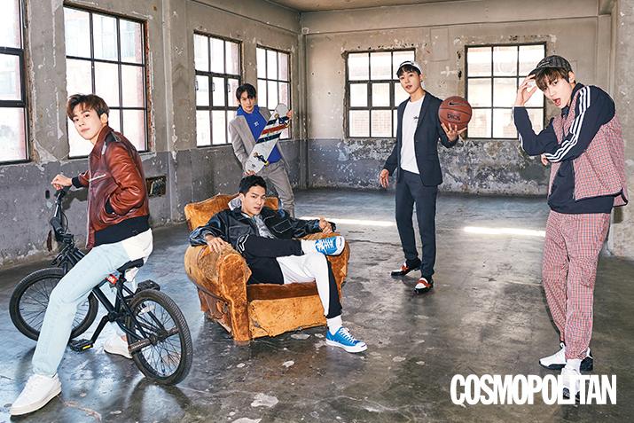 Teen Top Korean Boy Group