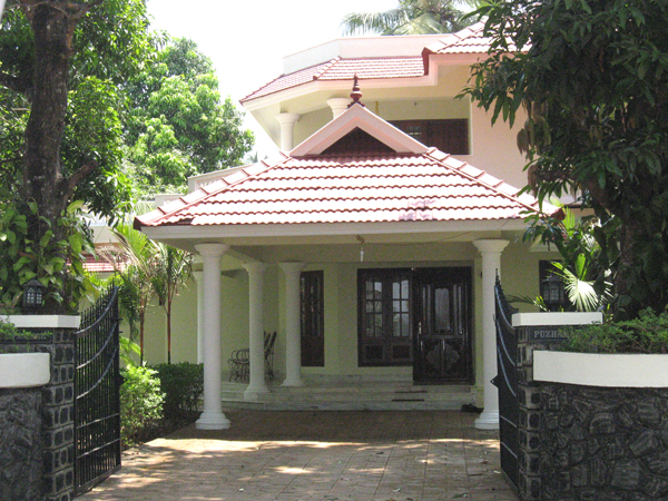 Thrissur Real Estate Posh Villa For Sale At Thrissur