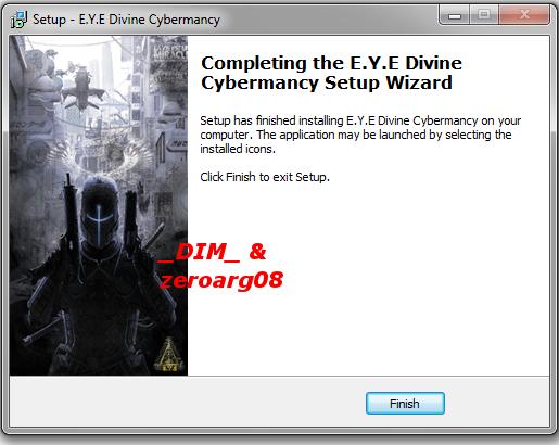 E.Y.E Divine Cybermancy PC Full ISO Descargar