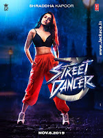 Street Dancer [3D] First Look Poster 3