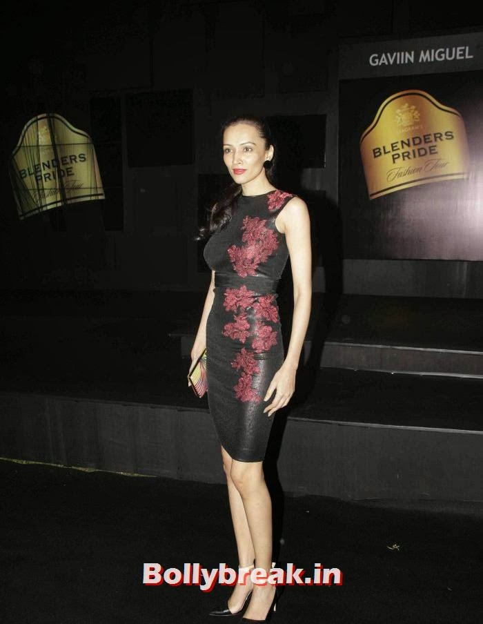 Dipannita Sharma, Gavin Miguel Show at Blenders Pride Fashion Tour 2013