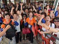 Badan Pusat Statistik: RI Dibanjiri Orang China. Pekerja atau Turis?
