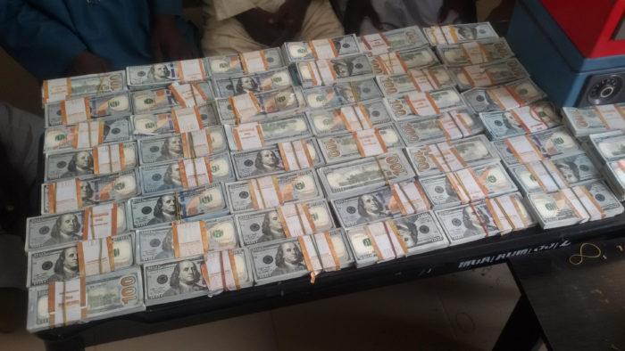 fake us dollars 419 gang kaduna