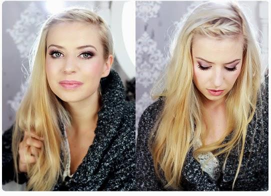 Alina Rose Blog Kosmetyczny Metamorfoza Oliwii Makijaż Dla