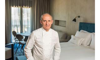 Xef Paco Pérez Miramar suites