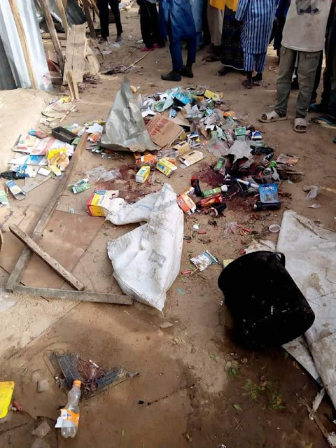 Borno explosion claims 40 people's lives
