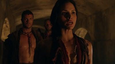 Spartacus (La venganza) - Capitulo 01 - Temporada 2 - Español Latino